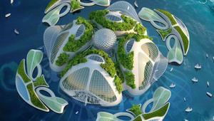 """""""ناطحات محيط"""".. هذا هو مستقبل المباني الخيالي"""