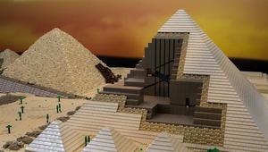 """قطع """"ليغو"""" تعيد بناء عجائب الهندسة المعمارية حول العالم"""