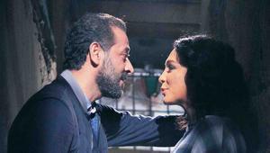 سماح وحبيبها جود، الذي يقوم بدوره النجم عبدالمنعم عمايري.