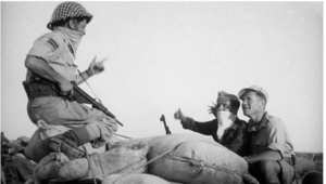 جنود إسرائيلون في القدس 1948