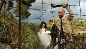 """""""أنا مع العروسة""""..زفة عرس لتهريب 5 فلسطيينين وسوريين إلى أوروبا بطريقة غير شرعية"""