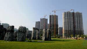 فن التقليد.. الصين تبني نسخاً من مواقع العالم السياحية