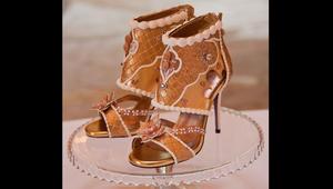قد تشتري أربع فلل فاخرة بسعره.. أغلى حذاء في العالم يعرض في دبي!