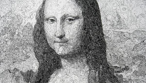 قط يجلس على أنف موناليزا.. هكذا يعيد هذا الفنان رسم اللوحات الشهيرة