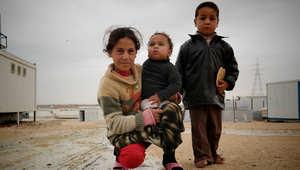 صور تظهر حجم المأساة التي يعيشها اللاجئون السوريون