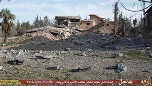 مصدر مقرب من عائلة مولر: داعش طالب بفدية قيمتها 5 ملايين يورو محددا 13 أغسطس آخر موعد قبل إعدامها