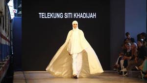 """من فساتين الأعراس إلى لباس البحر.. إسطنبول تطلق أول أسبوع موضة """"محتشمة"""""""