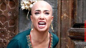 الممثلة جيانا جورج عنيد بدور خديجة.