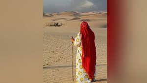 من هي فاطمة الهاملي.. أول مالكة إبل إماراتية تشارك بمسابقات جمال الإبل؟