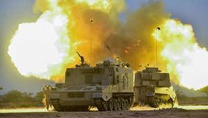 بالصور.. عمليات القوات السعودية من الحدود اليمنية