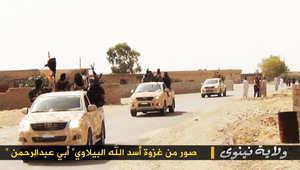 """العراق: لواء من مليوني مقاتل لدحر داعش والتنظيم يزعم سيطرته على """"القائم"""" الحدودية مع سوريا و70% من الأنبار"""