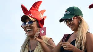 بالصور.. البرازيل عشية انطلاق مونديال 2014