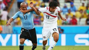 مونديال 2014: كوستاريكا تفجر مفاجأة وتنتصر على الأوروغواي بثلاثة أهداف لهدف