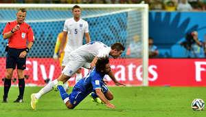 مباراة إيطاليا وإنجلترا
