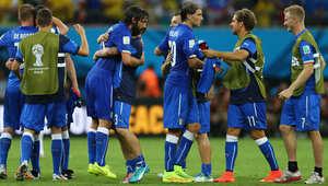 مونديال 2014: إيطاليا تنهي مباراتها أمام إنجلترا بالفوز بهدفين لهدف