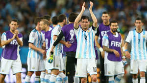 مونديال 2014: الأرجنتين تحسم لقائها بالفوز على البوسنة والهرسك بهدفين لهدف