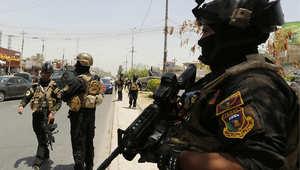 قوات خاصة عراقية تعزز الحراسة في بغداد