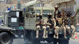 صورة لقوات عراقية