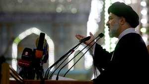 أحمد الصافي ممثل المرجع الشيعي الأعلى في العراق علي السيستاني