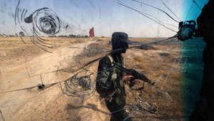 """مصادر لـCNN: مدينة القائم الحدودية بالعراق بقبضة داعش وما يقابلها بسوريا بقبضة """"النصرة"""""""