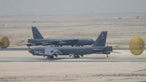 """قاذفات """"بي 52"""" الأمريكية تصل قطر لمحاربة """"داعش"""" للمرة الأولى منذ """"عاصفة الصحراء"""""""