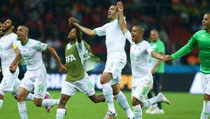 كأس العالم 2014: الجزائر تتجاوز كوريا الجنوبية بـ4 أهداف لهدفين