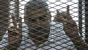 """مصطفى النجار يكتب عن صحفيي الجزيرة.. """"المصريون أولى بالحرية"""""""