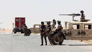 الأردن: إصابة جندي على الحدود بإطلاق رصاص من داخل سوريا