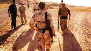 قائد بالبيشمرغة لـCNN: نسيطر حاليا على الطريق الواصل من بلدة زمار إلى معبر الرابية الحدودي مع سوريا