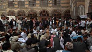 الجامع الكبير في اليمن.