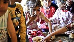 نائب الرئيس الأمريكي يعلن عن تقديم 135 مليون دولار إضافية كدعم للاجئين السوريين