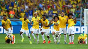 كأس العالم 2014: البرازيل تتجاوز تشيلي بصعوبة بركلات الترجيح 3-2