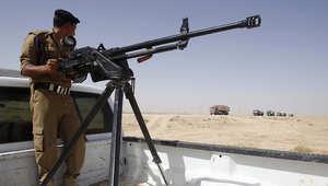 جندي عراقي في كربلاء