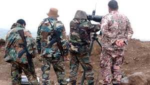 قوات سورية في حمص