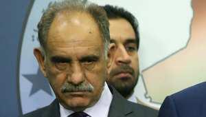 صالح المطلق رئيس القائمة العربية، ونائب رئيس الوزراء العراقي