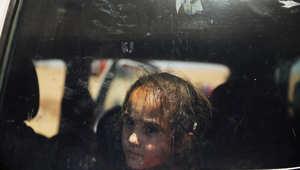 صورة ارشيفية لطفلة عراقية