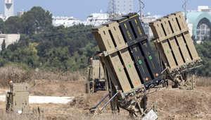 سماع دوي 3 انفجارات غرب القدس واعتقاد بأنها صواريخ من غزة
