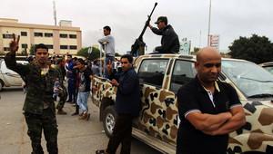 صورة أرشيفية لعناصر بالجيش الليبي