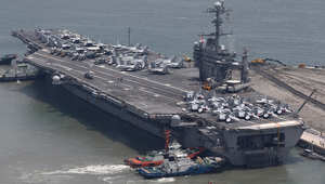 بالصور.. أسطول حاملات الطائرات الأمريكية