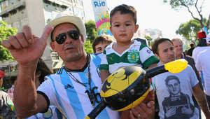 بالصور.. المباراة النهائية لبطولة كأس العالم 2014