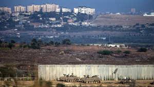 أجتاح الجيش الإسرائيلي القطاع مساء الخميس