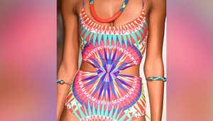 ما الأكثر جمالاً ملابس البحر المكونة من قطعة واحدة أو البيكيني؟