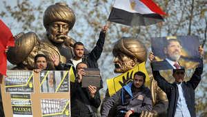 """إنجي نوحي تكتب عن """"دور تركيا في الشرق الأوسط"""""""