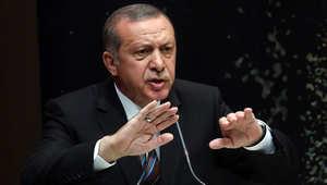 إردوغان: القصف الجوي وحده لن يحل المشكلة.. كوباني على وشك السقوط بيد داعش وطالبنا بضرورة إعلان منطقة حظر طيران
