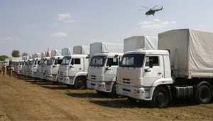 أوكرانيا تعلن تدمير قافلة عسكرية روسية.. موسكو تنفي ولندن تستدعي السفير