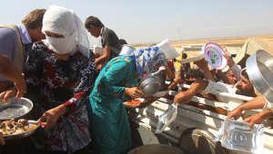 مسؤول كردي: 234 رجلا أيزيديا حرروا من قبضة داعش بفدية أو مفاوضات أو بالهرب