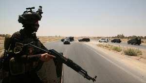 قوات عراقية في الرمادي عاصمة محافظة الأنبار