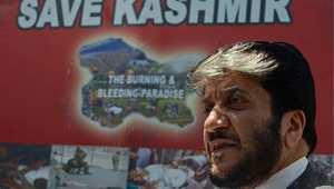 شابير أحمد شاه قائد الانفصاليين في كشمير
