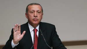 إردوغان: أطراف من بينها النظام السوري تقف خلف أحداث الشغب بالبلاد