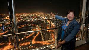 دبي: شركة صينية أنفقت 80 مليون دولار على 14 ألف موظف برحلة الأحلام